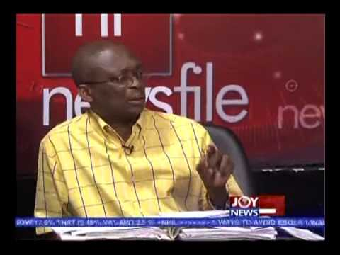 Ghana-Ivory Coast Maritime Boundary Dispute - Newsfile on Joy News (27-9-14)