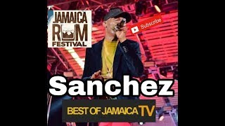 SANCHEZ BLAZING AT JAMAICA RUM FESTIVAL 2019 - HERE IS THE #FIRSTLOOK