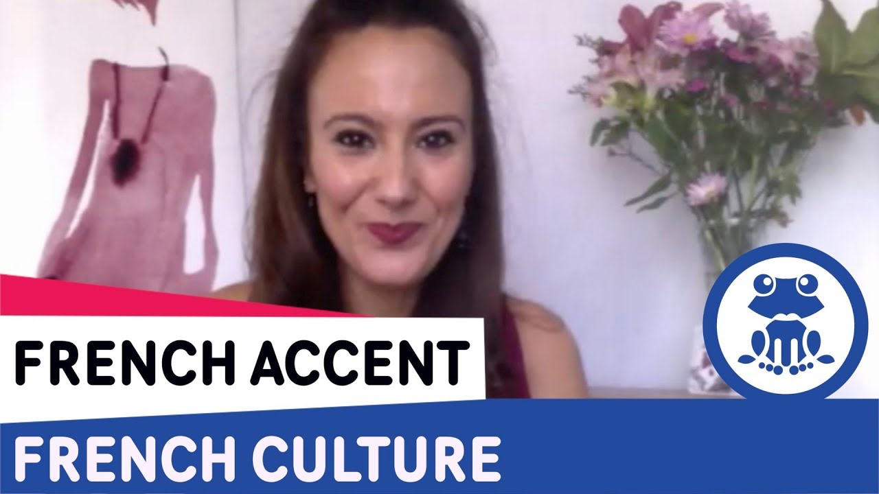 Fun & Sexy French Lesson: Learn about the French accent Speak English like  the French