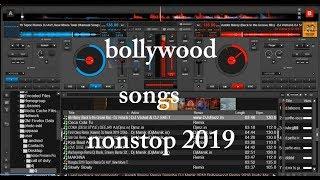 bollywood songs nonstop 2019 in Virtual DJ8
