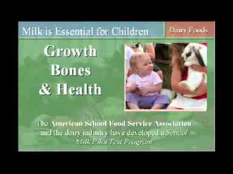 Marketing Milk and Disease: John A. McDougall, M.D.