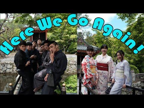 Osaka Japan Graduation trip!!   大阪畢旅!!