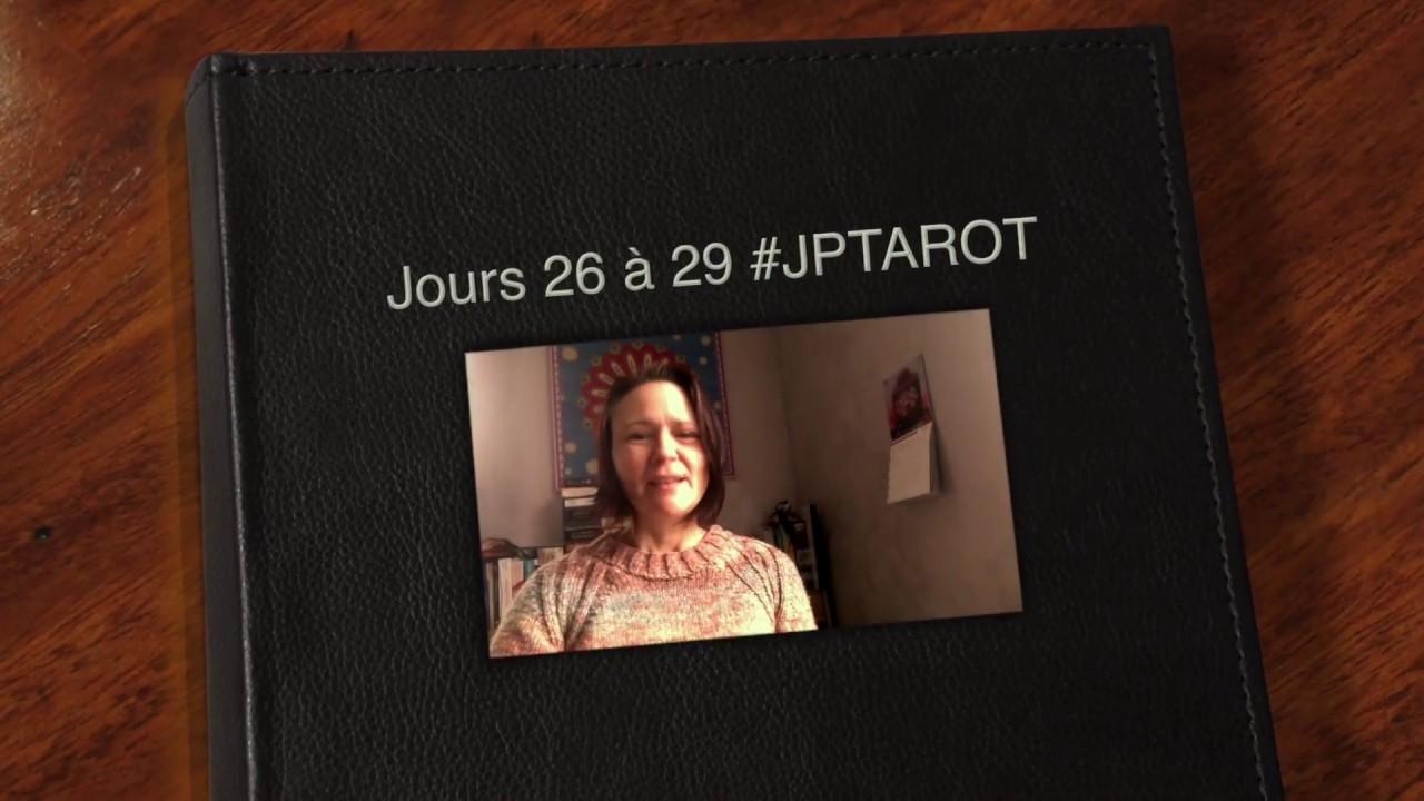 Jours 26 à 29 - Comment fonctionne la lecture du tarot     - YouTube 3785d0cd90a9