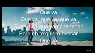 Alex Sensation, Ozuna - Que Va (Letra Official)