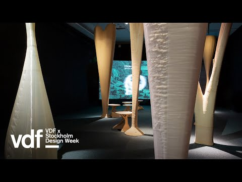 Exclusive tour of Hyper Human AI Exhibition | VDF x Stockholm Design Week | Dezeen
