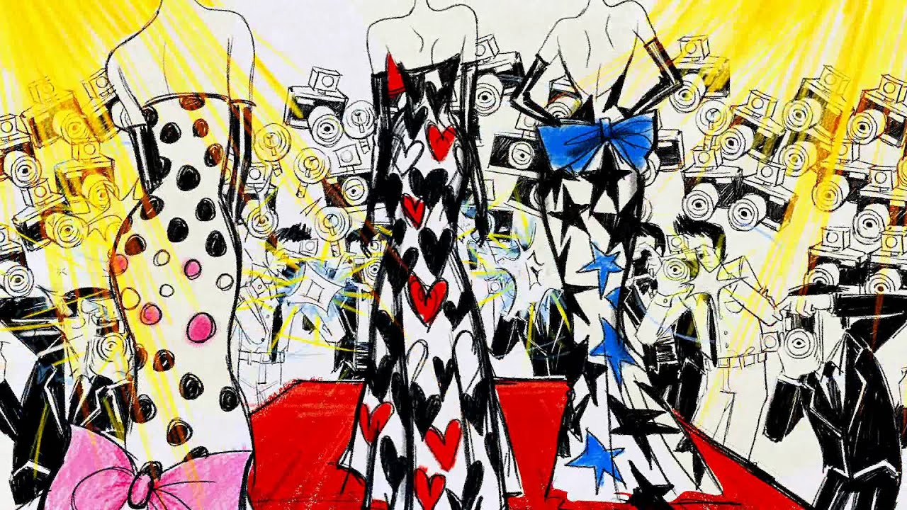 9d5b59a6077 Discover the exclusive Lancome collection by Alber Elbaz - YouTube