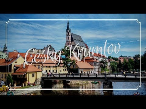 Cesky Krumlov   A Picturesque Town   Explore Europe