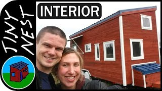 Tiny House Interior Rooms Update