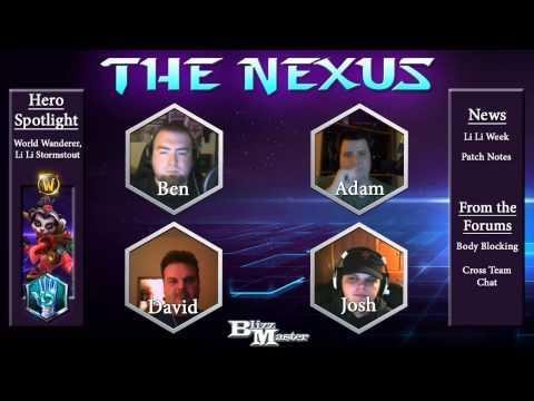 """The Nexus # 23 - """"Li Li, Pro Babysitter"""" (Part 1)"""