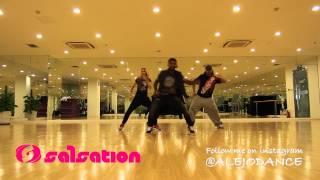 Dangerous love Fuse ODG & Sean Paul ft Alejandro Angulo's Salsation Choreography Mp3