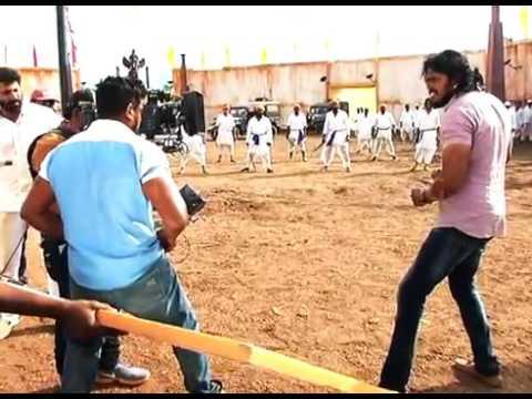 Bharjari Movie  Druva And Uday Big Bujjet Fight