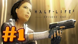 """Half-Life 2: Episode 1"" Walkthrough (Hard), Chapter 1 - Undue Alarm"