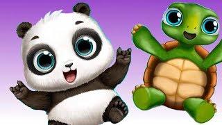 Panda LU and Friends - Fun Animal Care Games