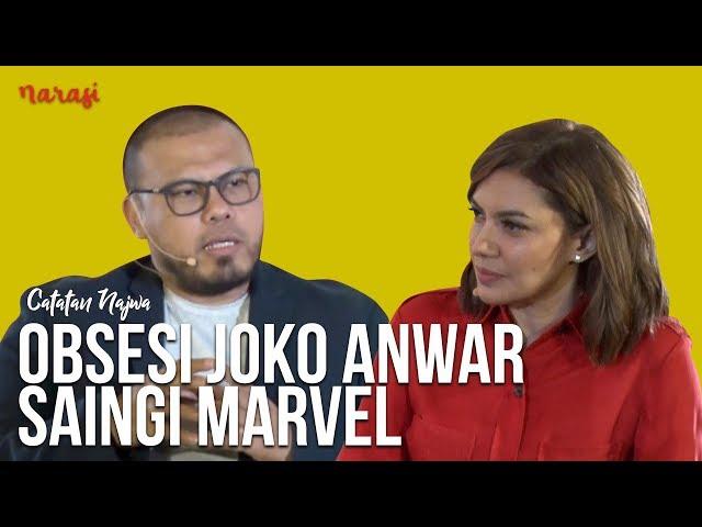 Yang Muda Punya Gaya: Obsesi Joko Anwar Saingi Marvel (Part 1)   Catatan Najwa