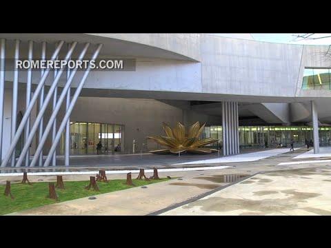 Roma expone obras del genial arquitecto Pier Luigi Nervi