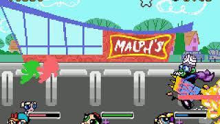 Video Game Glitch 132: The Powerpuff Girls Mojo Jojo A Go-Go (GBA) Invincible Glitch