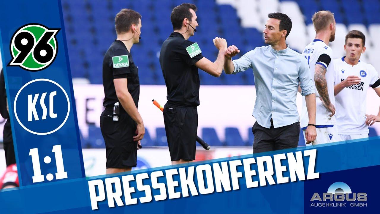 Hannover Pressekonferenz