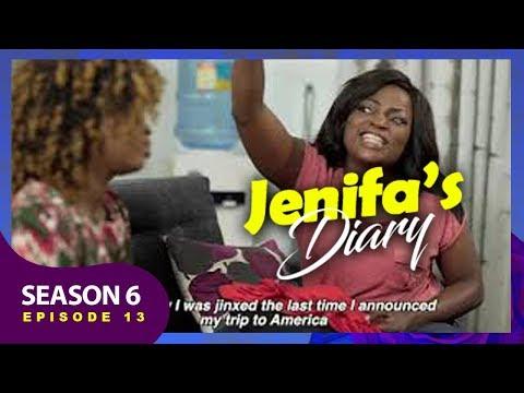 Jenifa's Diary S6EP13 - THE JOURNEY