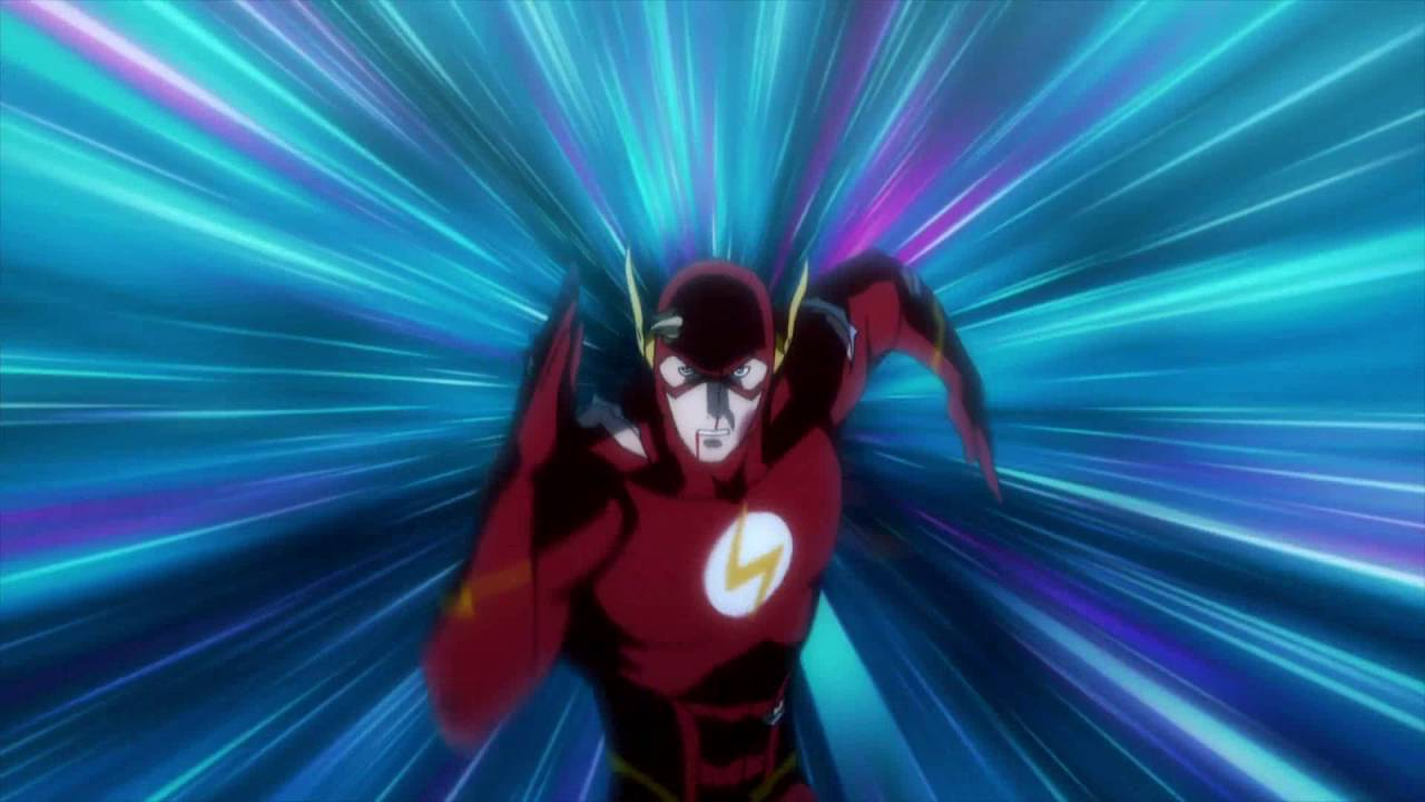 Download Flashpoint Paradox -  Final scene
