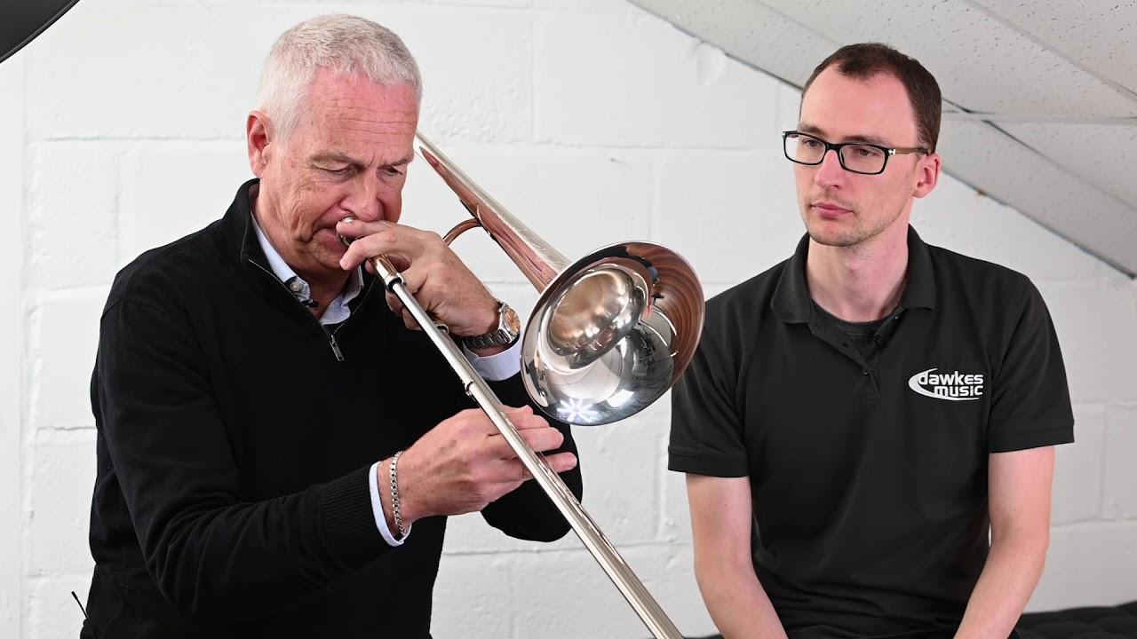 King 3BS Silver Sonic Trombone Review - Latest Model