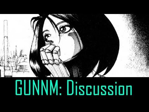 Battle Angel Alita (GUNNM): Life, Humanity and Identity (Major Spoilers!)