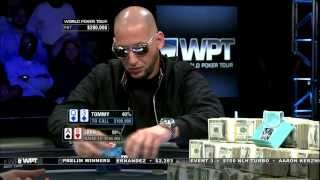 Wpt Seminole Hard Rock Poker Showdown: Tommy Vedes Vs. John Dolan