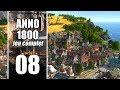[FR] Zoo, Belle Arrivée, Conserves - ép 08 - ANNO 1800 gameplay let's play PC