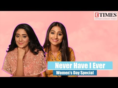 Women's Day Special Ft. Shivangi Joshi & Mohena Singh |Yeh Rishta Kya Kehlata Hai|
