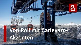 Kabinenbahn Zweisimmen - Eggweid - Rinderberg (Saanenmöser - Schönried - Gstaad)