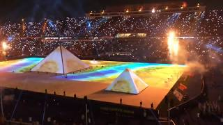 Total AFCON 2019 Opening Ceremony ??حفل افتتاح بطولة افريقيا ٢٠١٩