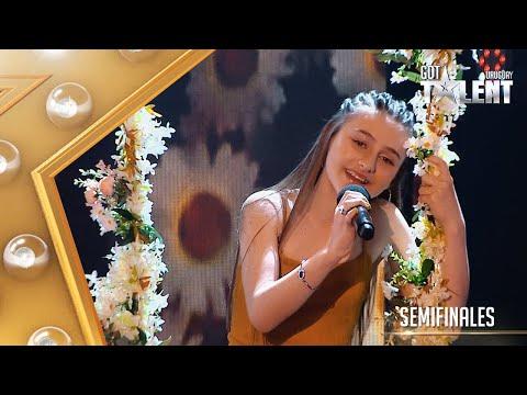 EVANGELINA hizo tremendo cover de HAVANA y pasó a la GRAN FINAL