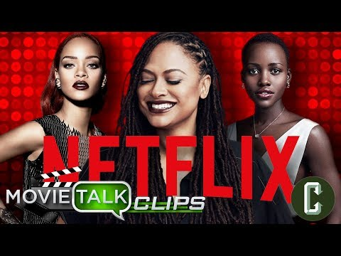 Rihanna & Lupita Nyong'o Team Up for Netflix Movie Directed by Ava DuVernay  - Collider Video