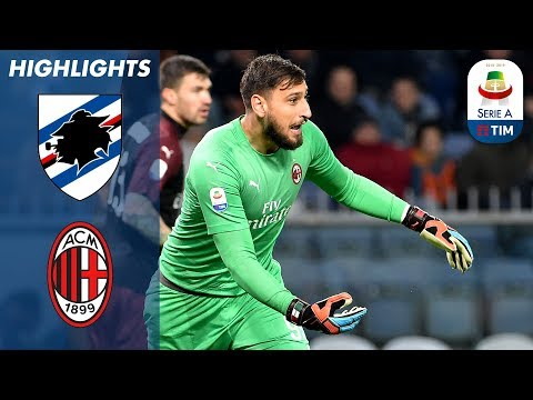 Sampdoria 1-0 Milan   Defrel's early goal sinks the Rossoneri   Serie A