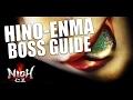 NIOH Boss Guide - How to Kill Hino-Enma - Third Boss Walkthrough and Guide