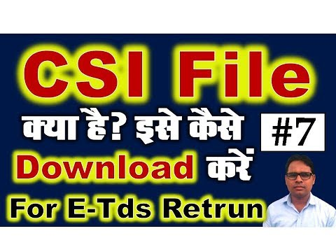 e-tds-return-file-|-how-to-download-tds-challan-(csi)-from-nsdl-by-the-accounts