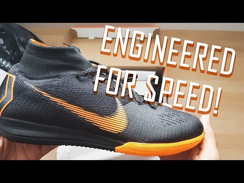 cheaper 5be16 fdf01 Nike Mercurial Superfly X 360 Unboxing and Impressions | Nike Football  Mercurial X
