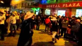 Fiesta de San Juan Bautista con las Anacas Bonitas de Pomabamba