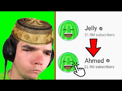 Download Jelly Loves to be Called Ahmed...