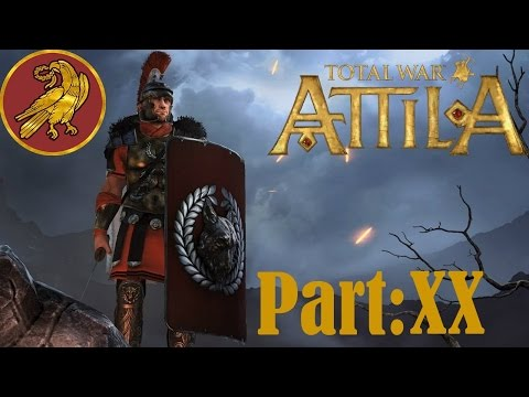 Attila Total War (WRE) - part 20 - Conquering Egypt