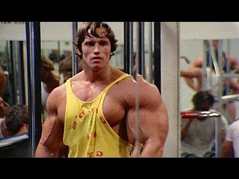 Arnold Schwarzenegger and Body Building : Documentary on the Sport of Body Building