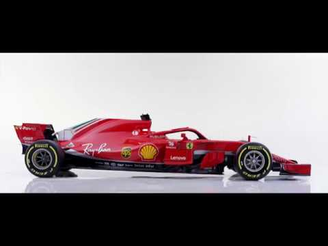 f1 2018 ferrari sf71h launch clip youtube. Black Bedroom Furniture Sets. Home Design Ideas