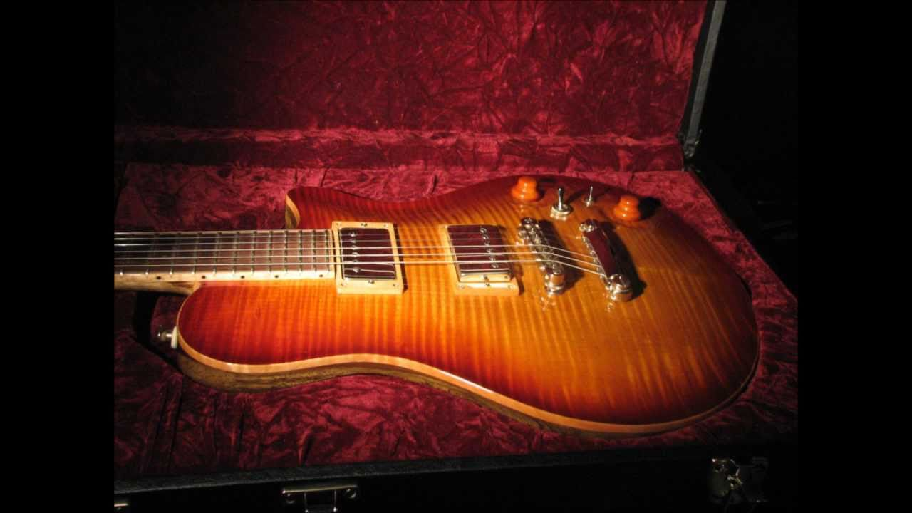 new orleans guitar company 39 s voodoo custom youtube. Black Bedroom Furniture Sets. Home Design Ideas