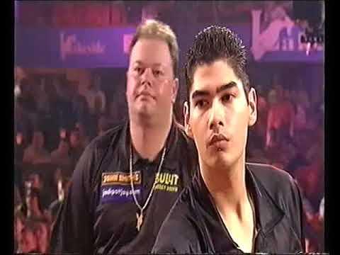 van Barneveld vs Klaasen Darts World Championship 2006 Final