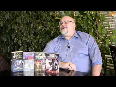 Wywiad z Davidem Weberem. Making off