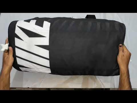 80525be28 Nike Alpha Adapt Cross Body Duffel Bag (Style: BA5182-010) - YouTube