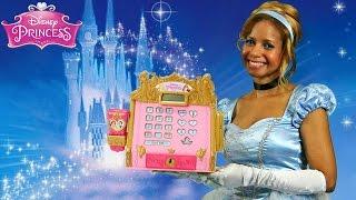 Disney Princess Royal Boutique Cash Register with Cinderella !  || Disney Toy Reviews || Konas2002