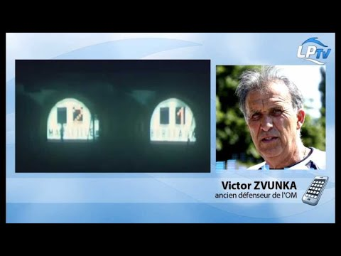 Bordeaux-OM : les souvenirs de Victor Zvunka