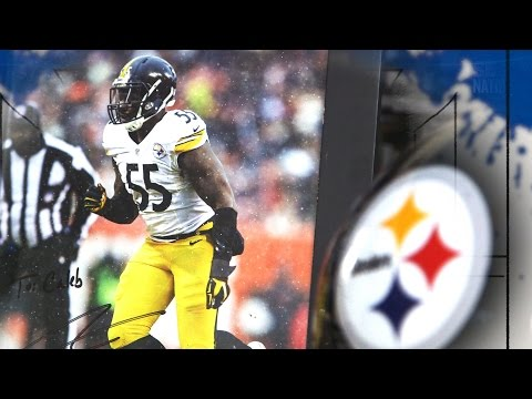 Arthur Moats goes above and beyond for Steelers fans