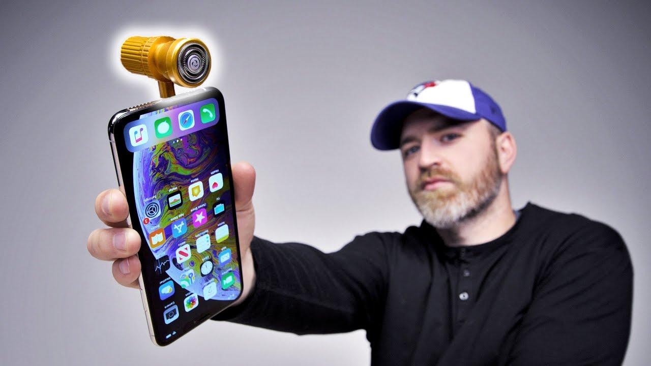 Les gadgets pour smartphones deviennent de plus en plus bizarres ... + vidéo