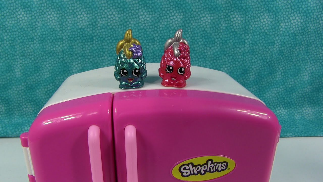 Beautiful Custom Painted Shopkins Pineapple Crush Toy How To Paint U0026 Customize Your  Figure